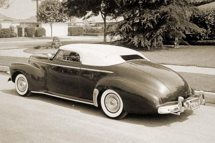 1941 Buick - Herb Ogden  -  Tony and Joe Pisano - Barris Kustoms - Kurt McCormick Herb-o12