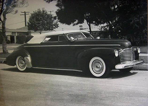 1941 Buick - Herb Ogden  -  Tony and Joe Pisano - Barris Kustoms - Kurt McCormick Herb-o15
