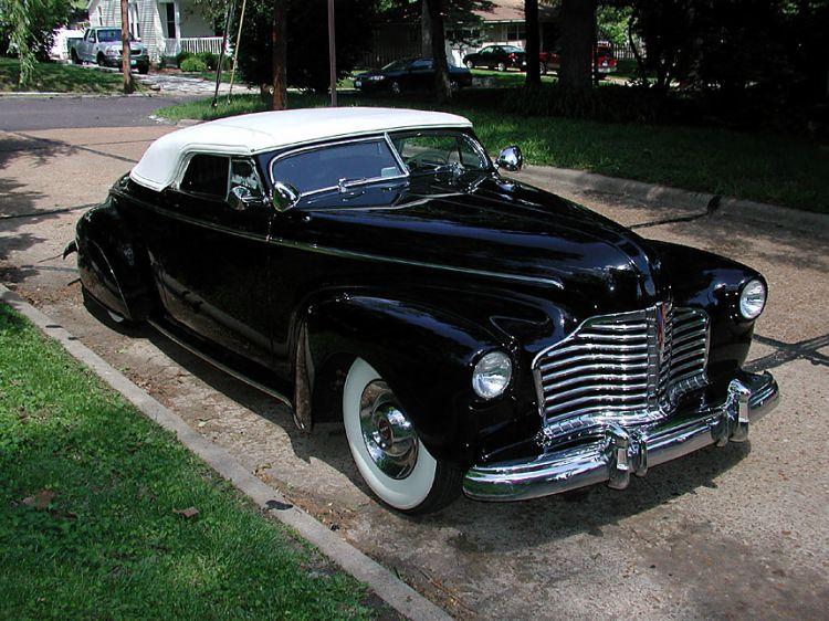 1941 Buick - Herb Ogden  -  Tony and Joe Pisano - Barris Kustoms - Kurt McCormick Herb-o17