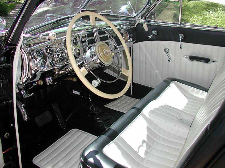 1941 Buick - Herb Ogden  -  Tony and Joe Pisano - Barris Kustoms - Kurt McCormick Herb-o19