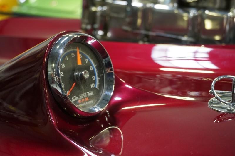 1968 Chevrolet Corvette Roman Chariot Hg_80010