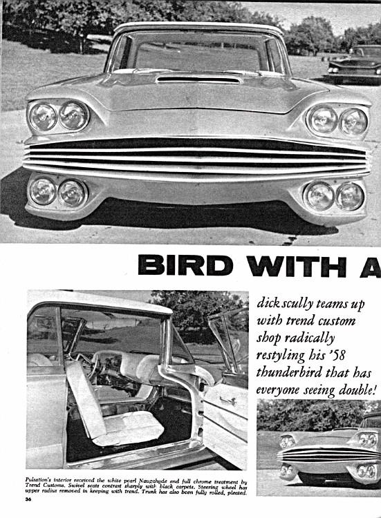 Ford Thunderbird 1958 - 1960 custom & mild custom - Page 3 I25-vi10