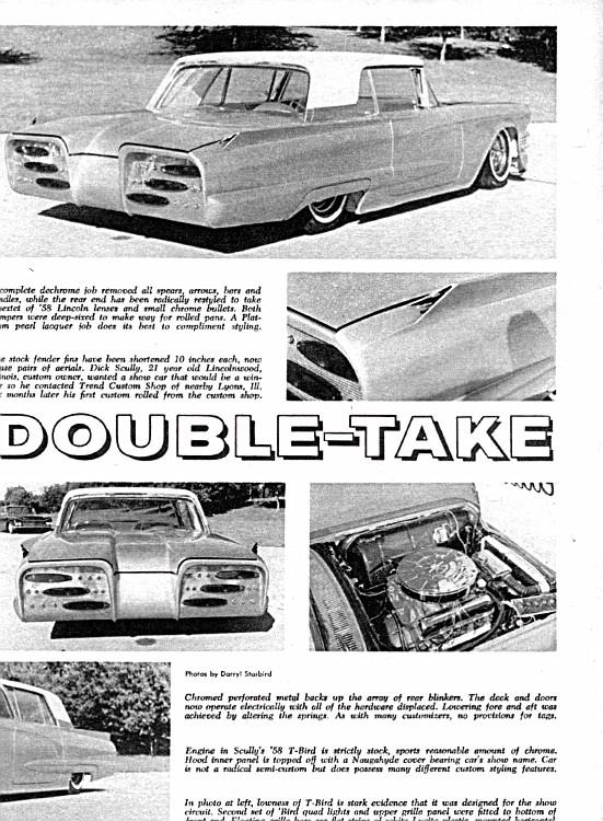 Ford Thunderbird 1958 - 1960 custom & mild custom - Page 3 I26-vi10