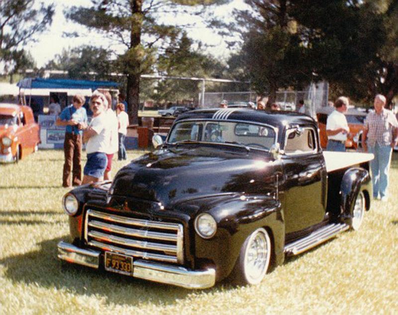 Chevy Pick up 1947 - 1954 custom & mild custom - Page 4 Img_0032