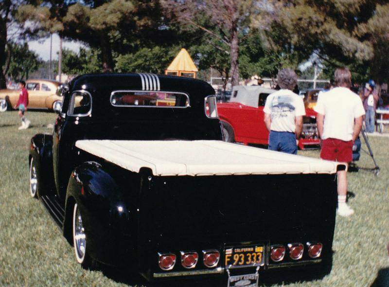 Chevy Pick up 1947 - 1954 custom & mild custom - Page 4 Img_0033