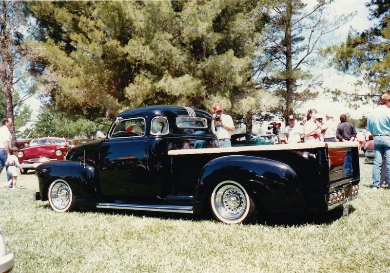 Chevy Pick up 1947 - 1954 custom & mild custom - Page 4 Img_0034