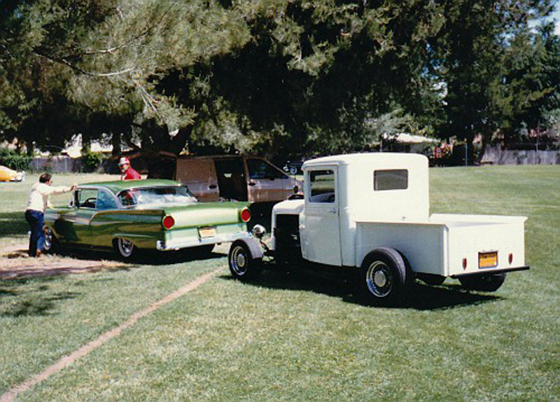 Ford 1957 & 1958 custom & mild custom  - Page 7 Img_0076