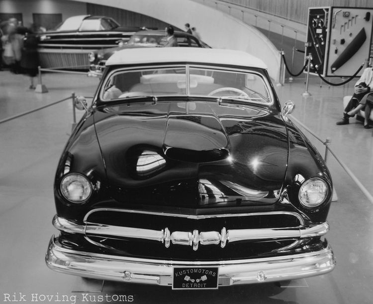 Ford 1949 - 50 - 51 (shoebox) custom & mild custom galerie - Page 24 Jackel12