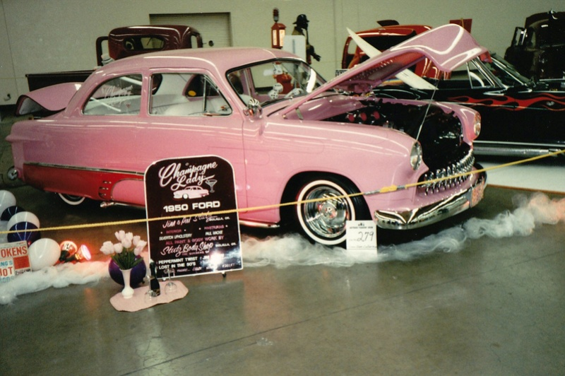 Ford 1949 - 50 - 51 (shoebox) custom & mild custom galerie - Page 24 Jimand10