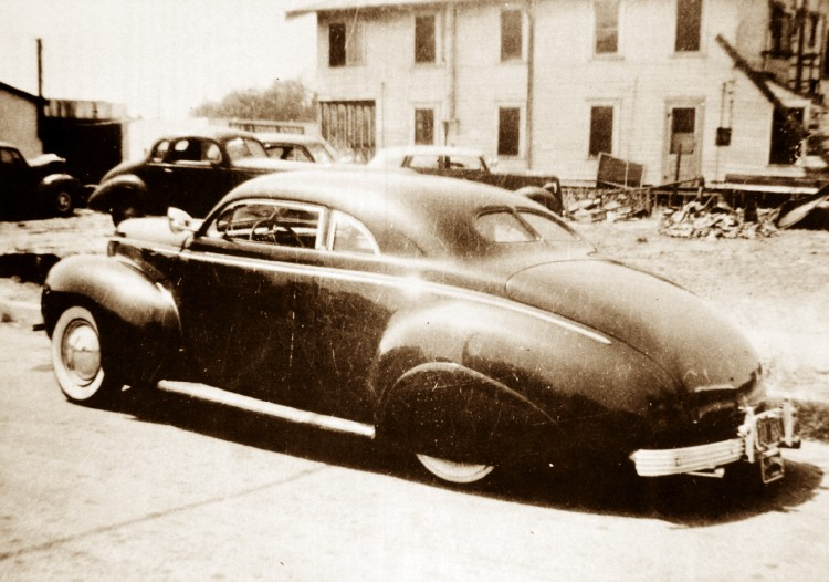 1940 Mercury -  Johnny Zaro - Barris Kustoms -  Kurt McCormick Johnny11