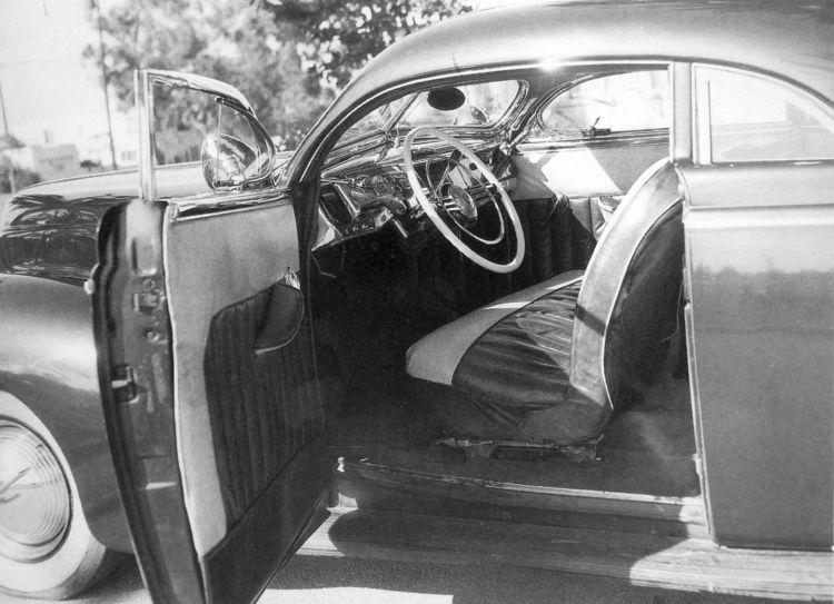 1940 Mercury -  Johnny Zaro - Barris Kustoms -  Kurt McCormick Johnny12