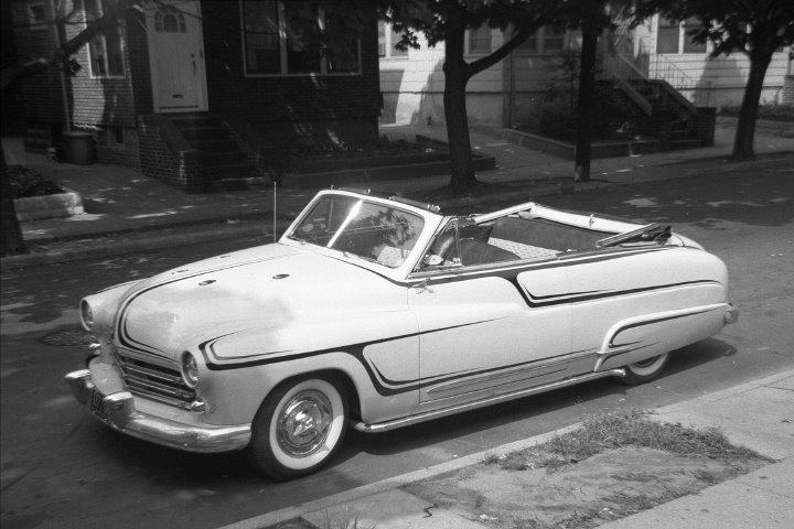 1950 Mercury - Mint Julep - Ken Bausert Ken-ba10