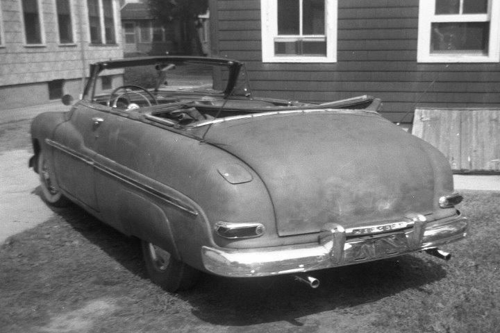 1950 Mercury - Mint Julep - Ken Bausert Ken-ba11