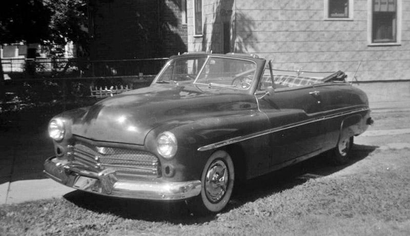 1950 Mercury - Mint Julep - Ken Bausert Ken-ba12