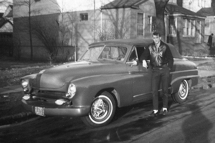 1950 Mercury - Mint Julep - Ken Bausert Ken-ba14