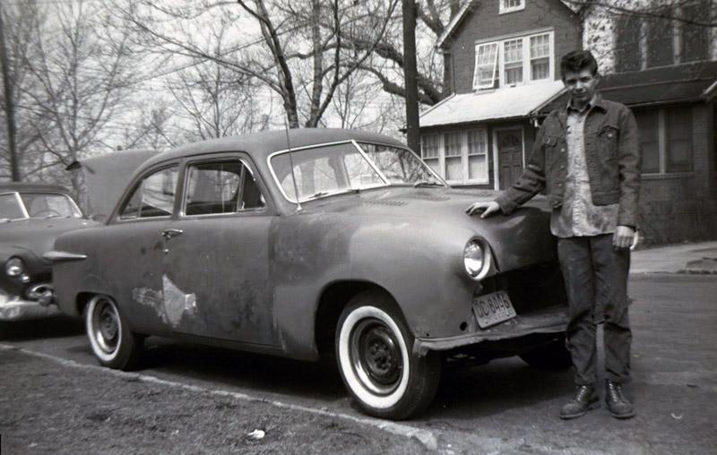 1950 Mercury - Mint Julep - Ken Bausert Ken-sz10