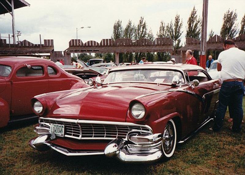 Ford 1955 - 1956 custom & mild custom - Page 6 Mannys10