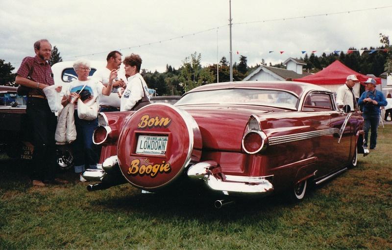 Ford 1955 - 1956 custom & mild custom - Page 6 Mannys11