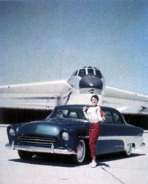 Plymouth & Desoto diplomat 1955 - 1956 custom & mild custom - Page 2 P9230110