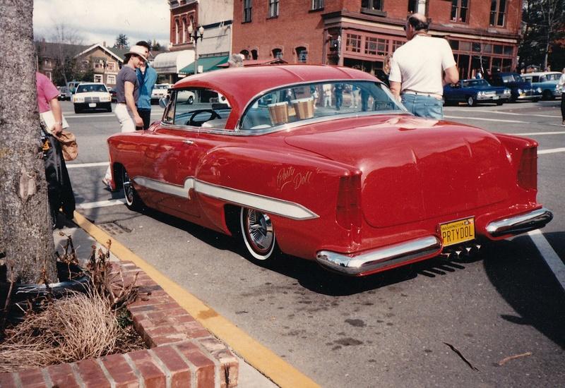 Chevy 1953 - 1954 custom & mild custom galerie - Page 14 Partyd10