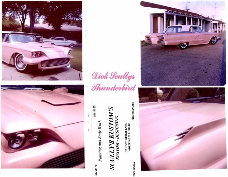Ford Thunderbird 1958 - 1960 custom & mild custom - Page 3 Pbird-10