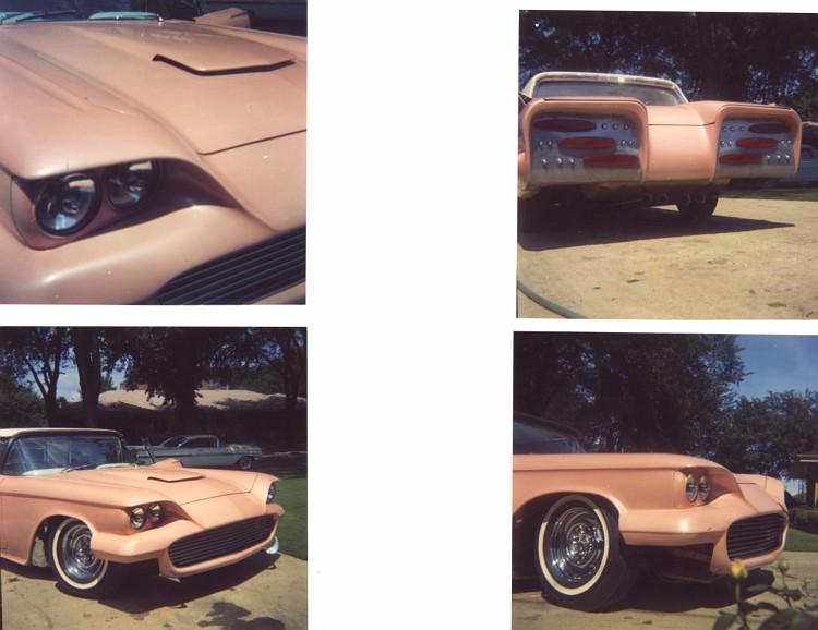 Ford Thunderbird 1958 - 1960 custom & mild custom - Page 3 Pbird310