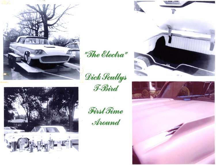 Ford Thunderbird 1958 - 1960 custom & mild custom - Page 3 Pbird410