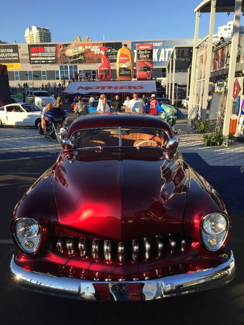 1950 Mercury - Ruby - Street Rods By Mike S-l16014