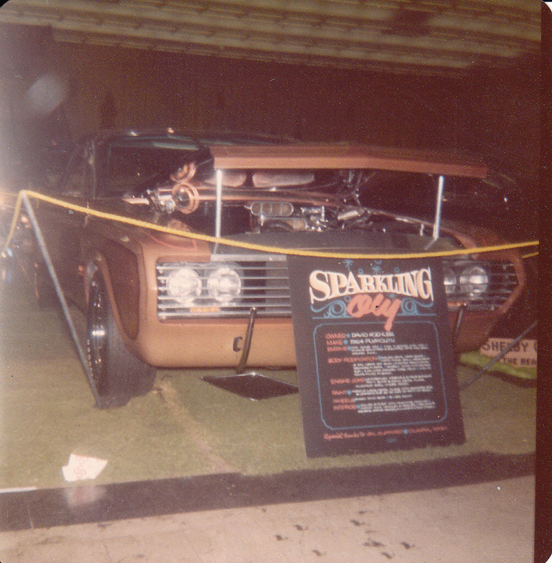 Seattle Car Show 1977 - Tuff Tin pics Seattl13