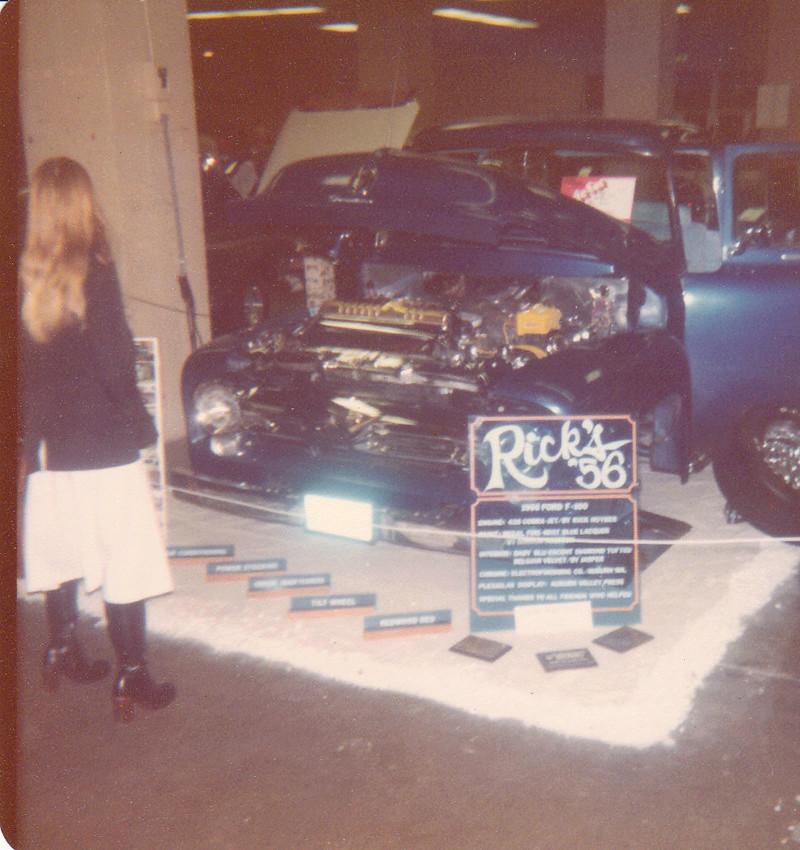 Seattle Car Show 1977 - Tuff Tin pics Seattl16