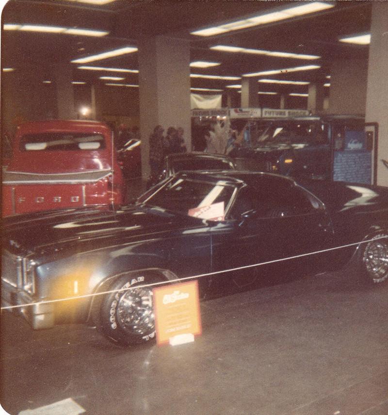 Seattle Car Show 1977 - Tuff Tin pics Seattl17