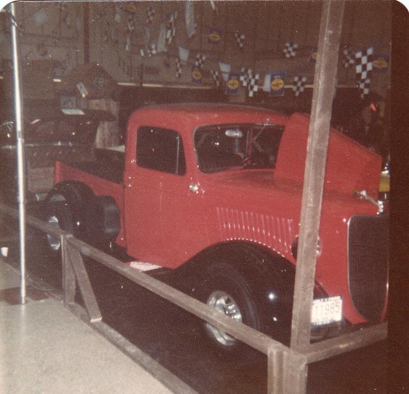 Seattle Car Show 1977 - Tuff Tin pics Seattl23