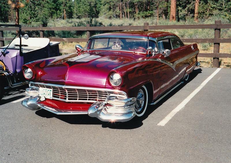 Ford 1955 - 1956 custom & mild custom - Page 6 Sister10
