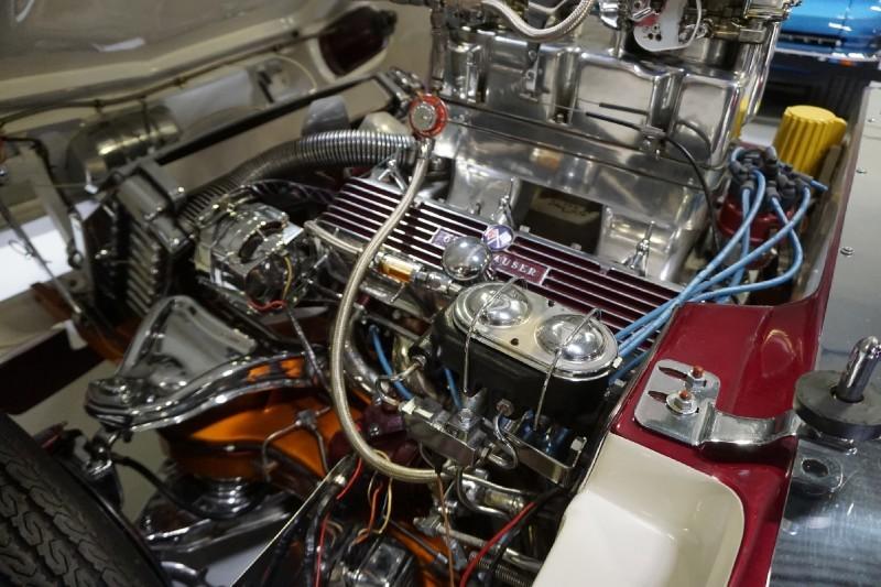 1968 Chevrolet Corvette Roman Chariot Va_80010