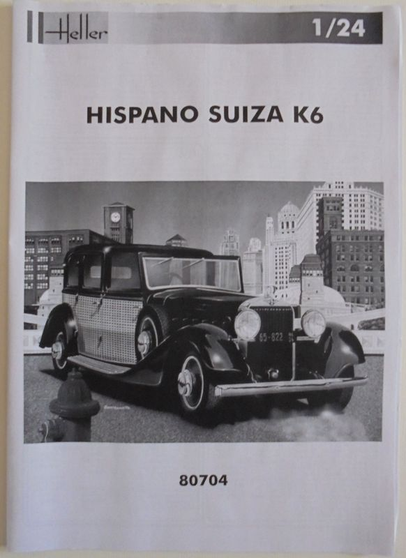 HISPANO SUIZA K6 1/24ème Réf 80704 His_0015