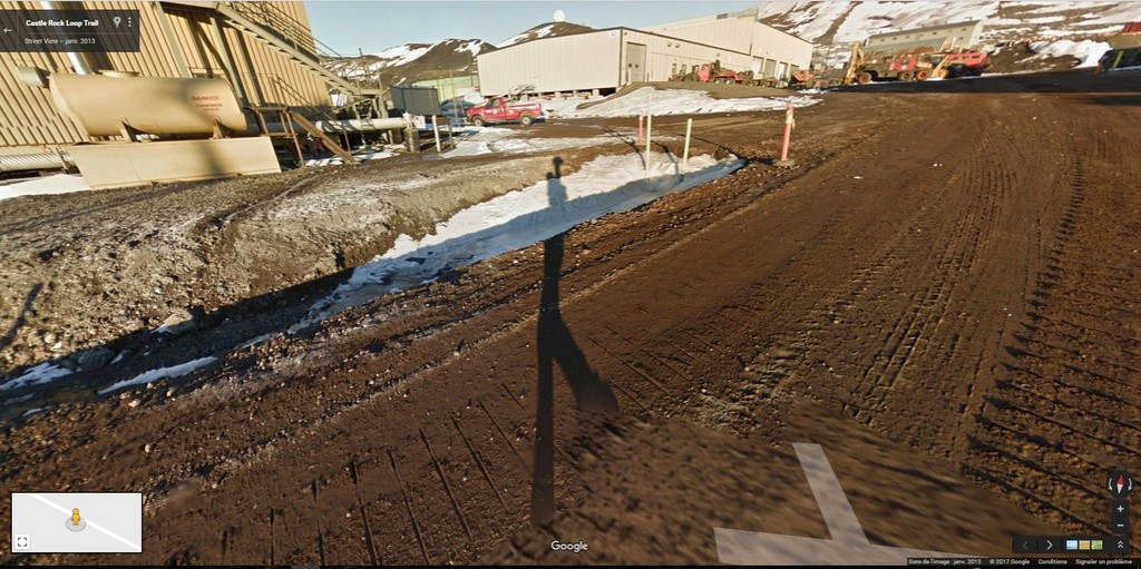 "Jon Rafman, Google Street View ou la photo ""ready made"" - Page 10 Antarc18"