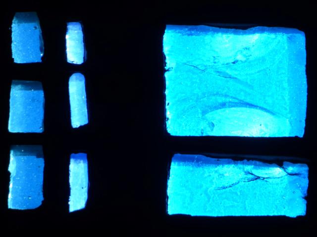 """Une recherche sur le magnifique """"bleu de Chartres"""". P1050026"""