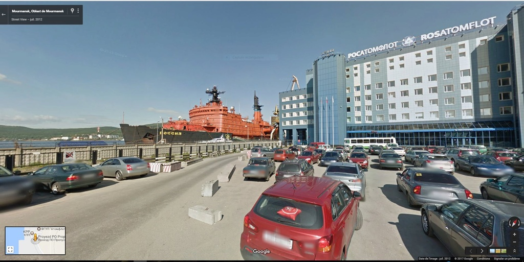 "Jon Rafman, Google Street View ou la photo ""ready made"" - Page 10 Russie15"