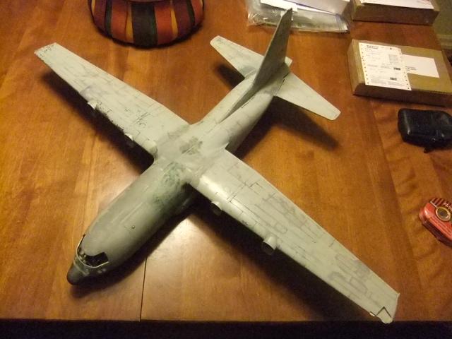2 x C-130 HERCULE au 1/48ieme ! Dscf3929