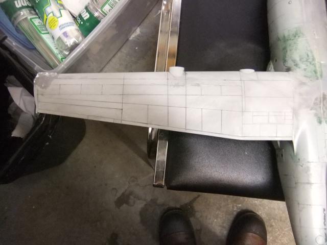 2 x C-130 HERCULE au 1/48ieme ! Dscf4745