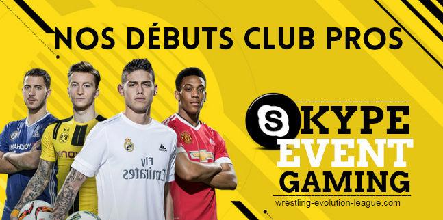 Ep. 9 | FIFA 17 : Nos débuts CLUB PROS Nos_dy10