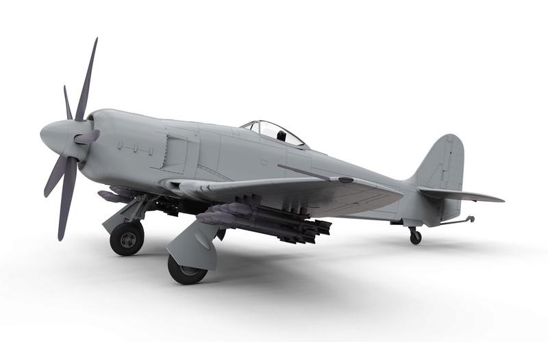 (Airfix) Hawker sea fury FB11 (en cours) Sea-fu10