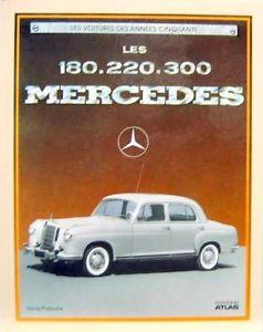 Mercedes 170 et 220. La renaissance Merced11