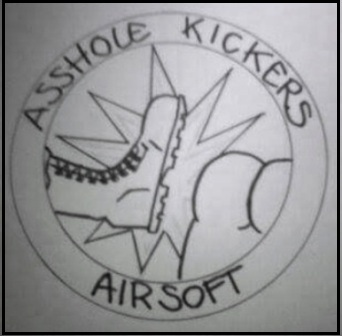 ASSHOLE KICKERS AIRSOFT