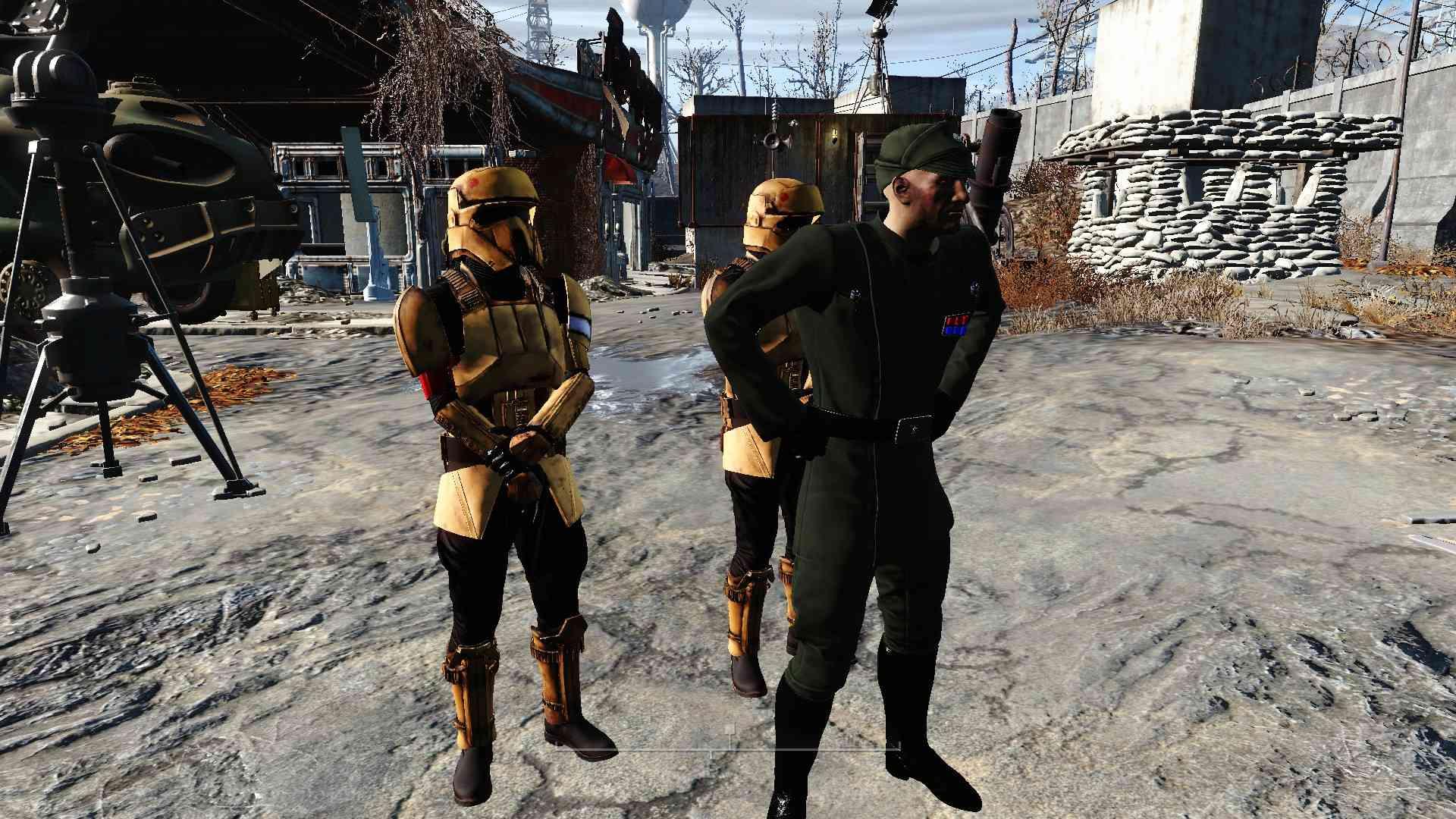 [Información] Rogue One en Fallout 4 20170115