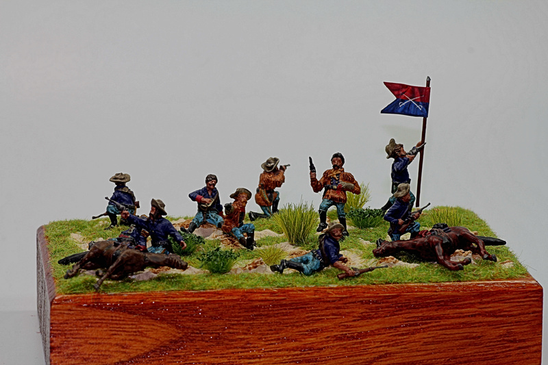 Custer's Last Stand 1/72 Custer11