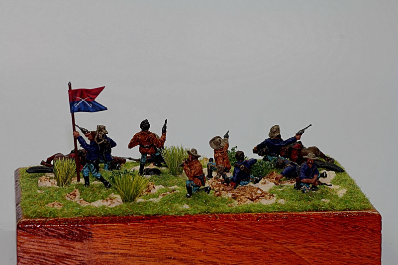 Custer's Last Stand 1/72 Custer12