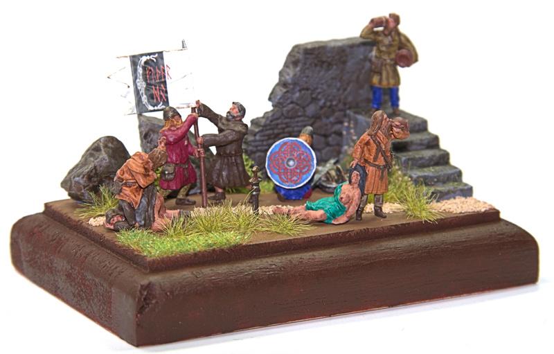 Die Plünderung 1/72 Viking12