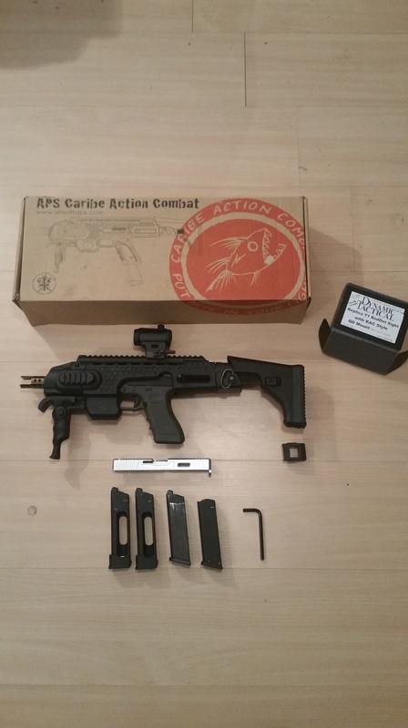 Glock 17Stark Arm [vendu] 20170210
