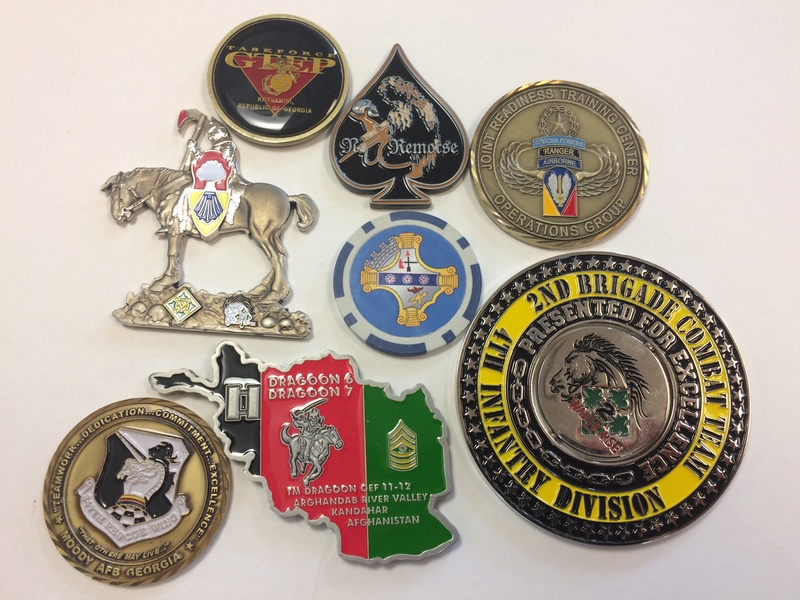 Recent Challenge Coin Pickups Img_2521